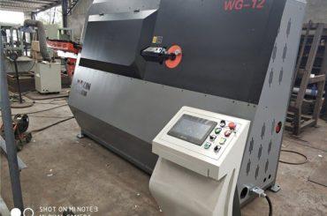 fabrikspris dubbelkabelad automatisk omröringsböjningsmaskin