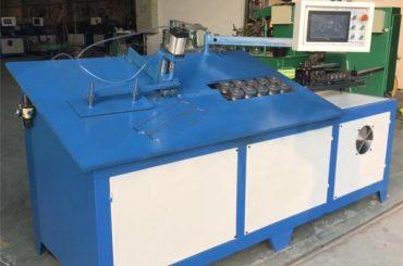 2D CNC Automatisk Ståltråd Böjningsmaskin