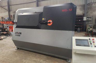 4mm-12mm hydraulisk cnc stål bar bender, rebar böjningsmaskin, automatisk stålbana böjningsmaskin