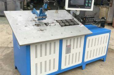 varm försäljning automatisk 3d ståltråd bildande maskin cnc, 2d tråd böjningsmaskin pris