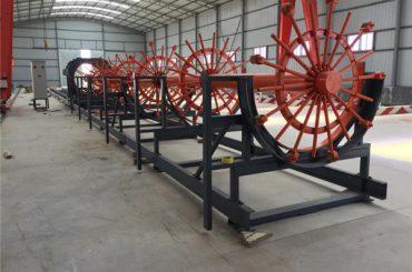 stålhögar bursvetsning maskin, stål rebar bur tillverkning maskin
