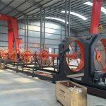 cnc stålbursvetsmaskin stålrullsömsvetsare används för byggnad
