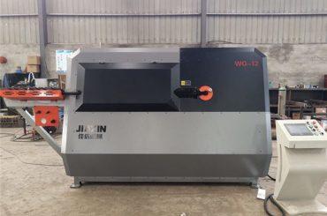 Kina tillverkare 4-12mm automatisk cnc kontroll ståltråd, rebar böjningsmaskin