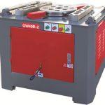 elektrisk spärrböjningsmaskin för böjning av stålpopp