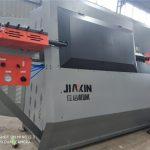 automatisk spärrbrygga böjningsmaskin, ståltrådsbearbetningsbärare