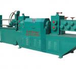 fullautomatisk CNC-styrningstyp rätning och skärmaskin