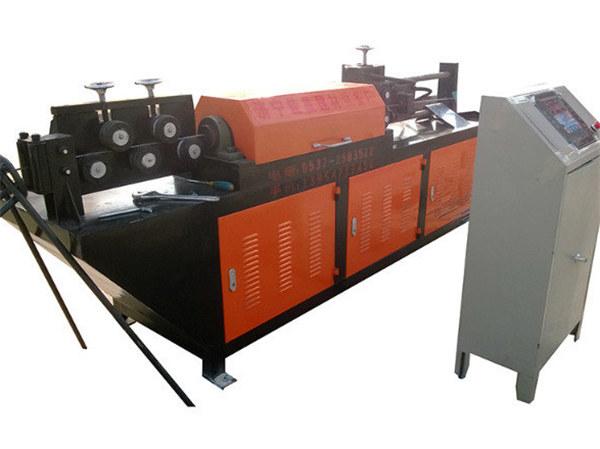 GT4-14 trådstångsstångsrätning och skärmaskin