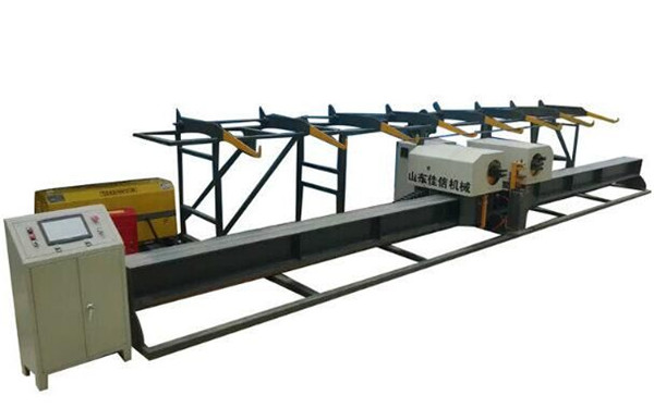 CNC Stål Bar Böjning Center Machine