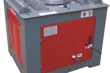 hydraulisk rörböjningsmaskin av rostfritt stål, kvadratrör / runda rörböjare till salu